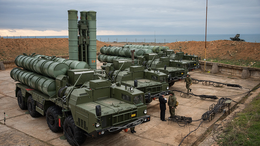 Can Turkey menace America by Russian S-400 Missile System