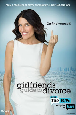 Girlfriends' Guide to Divorce Poster