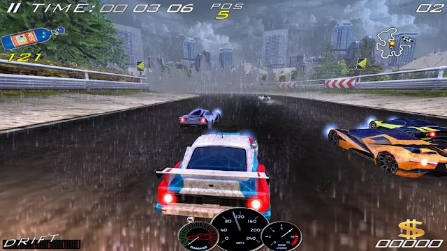 Speed Racing Ultimate 4 v1.3 Paid Apk For Android
