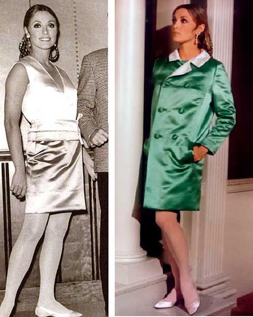 Sharon tate em vale das boneca casaco