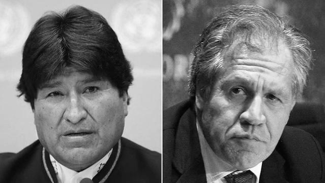 Luis Almagro dijo que  había dos espías argentinos en la misión de auditoría de la OEA