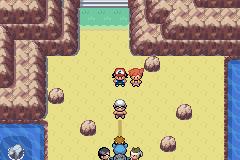 pokemon sunset orange screenshot 6