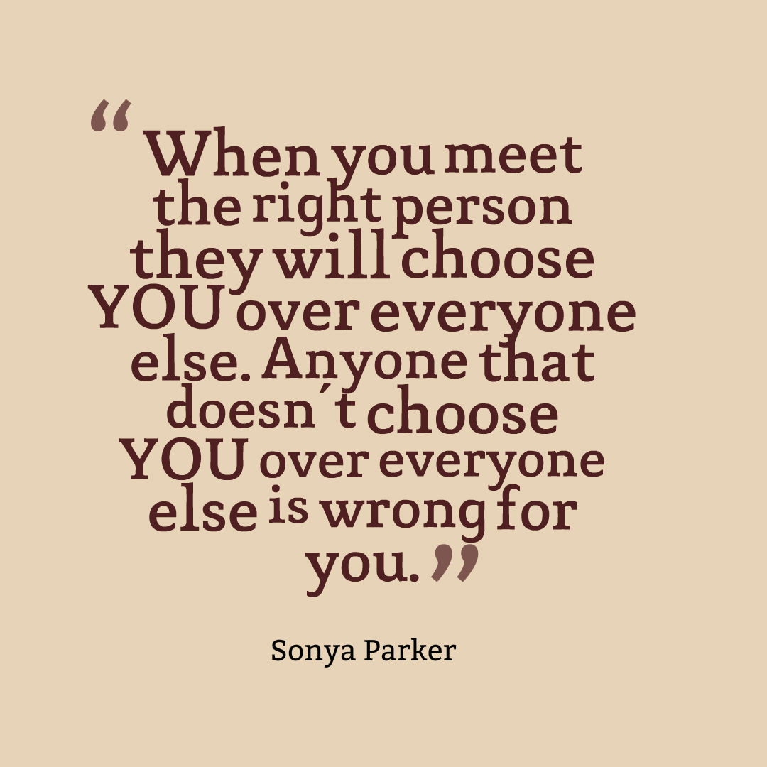 AUTHOR SONYA PARKER QUOTES