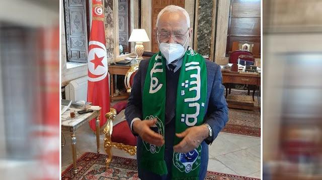 في لقائه بالغنوشي : رئيس هلال الشابة يطالب بوقف استعمال العنف ضد الأحباء والمواطنين بالجهة
