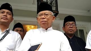 Jubir Wapres Ralat Rencana Pertemuan Ma'ruf Amin dengan HRS