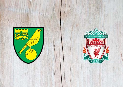 Norwich City Vs Liverpool Full Match Highlights 15