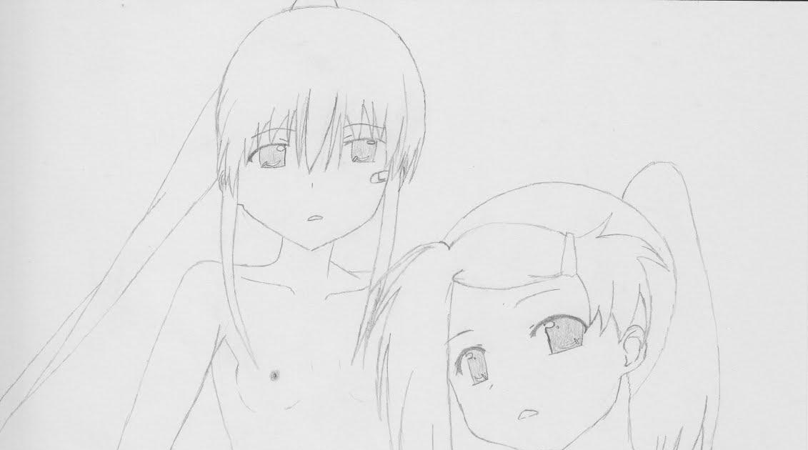 My manga draws: Kiss x Sis