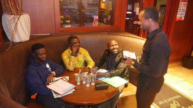 Obesere signs a multi-million dollar deal with US label, Freeworld Musik