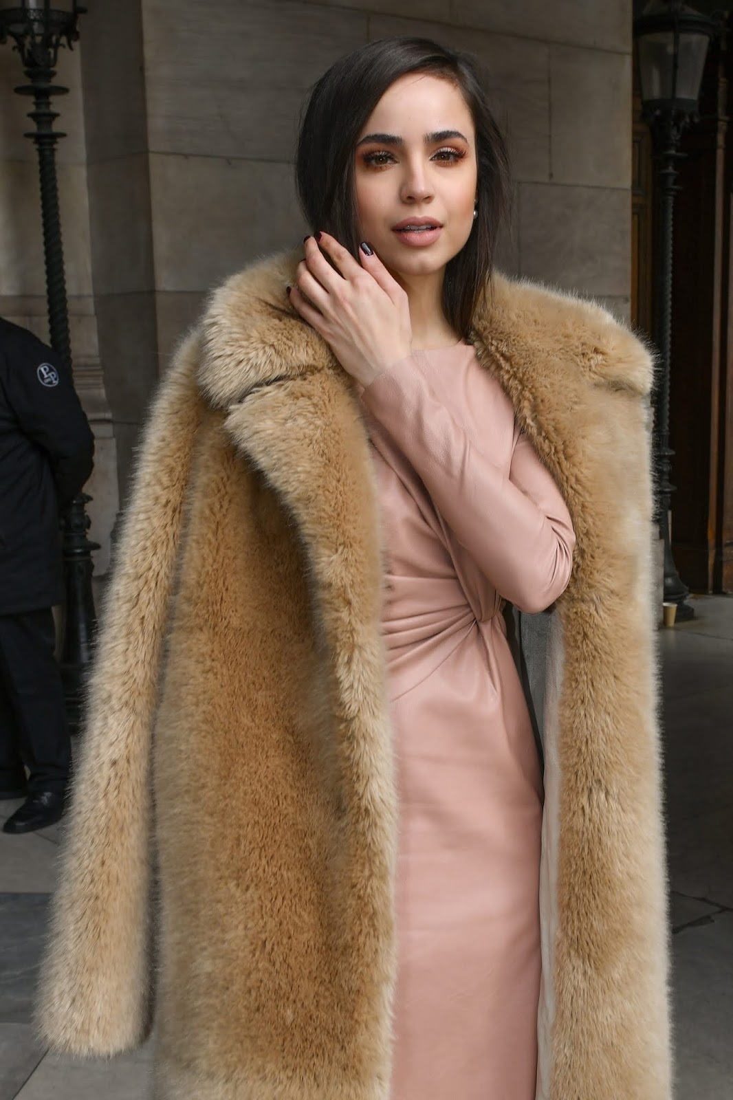 Sofia Carson - Stella McCartney fashion show in Paris - 03/04/2019
