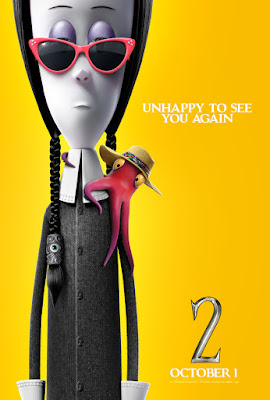The Addams Family 2 Movie Poster 5