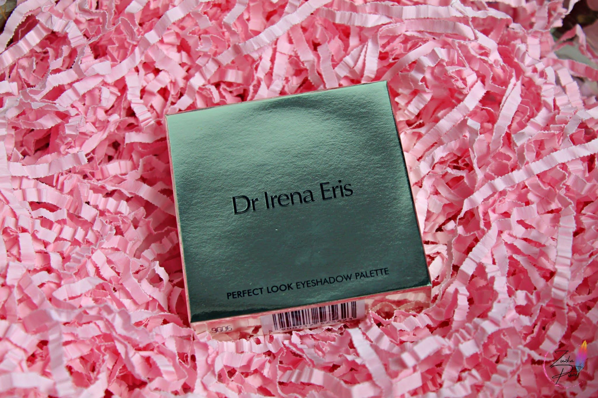 DR. IRENA ERIS Perfect Look paleta cieni do powiek Rose Poppy