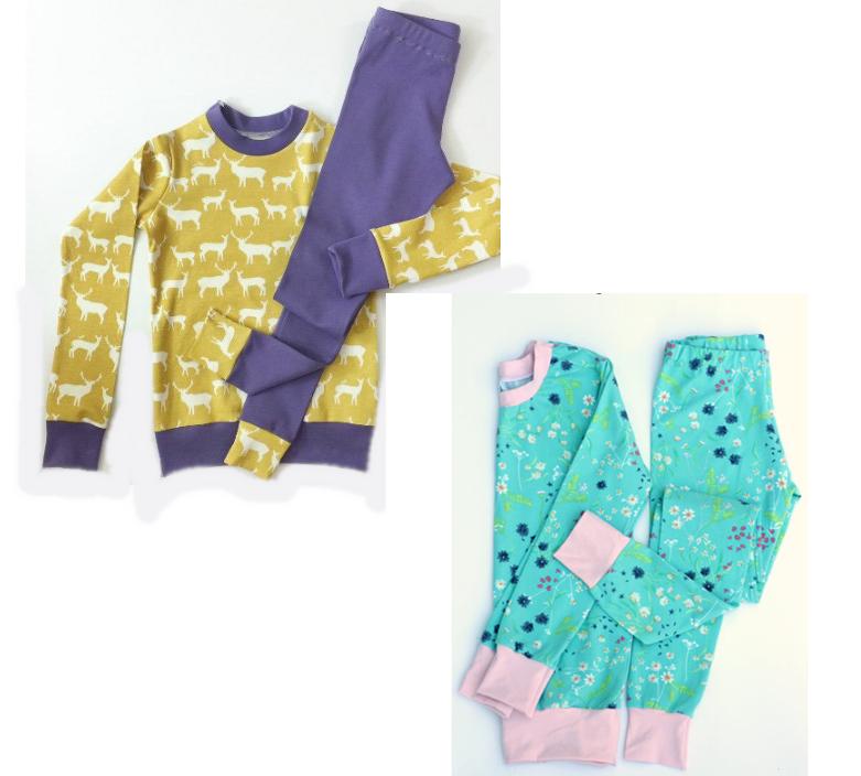 Agulha De Ouro Atelie Molde Gratuito De Pijama Infantil De 9 A