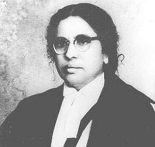 Anna Chandy The First Female Judge in India