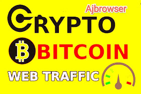 How to get free traffic from Bitcoin