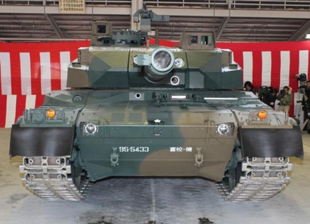 42d3b2f3978b Japanese Type 10 is Expensive Than Type 90 Main Battle Tank (MBT) · 0  Armoured Vehicle
