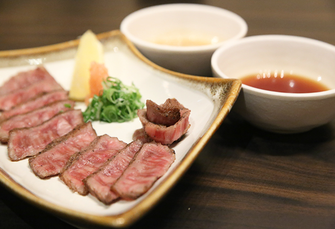 Springtime at Haru Haru Japanese Restaurant