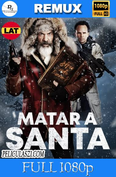 Matar a Santa (2020) Full HD REMUX 1080p Dual-Latino