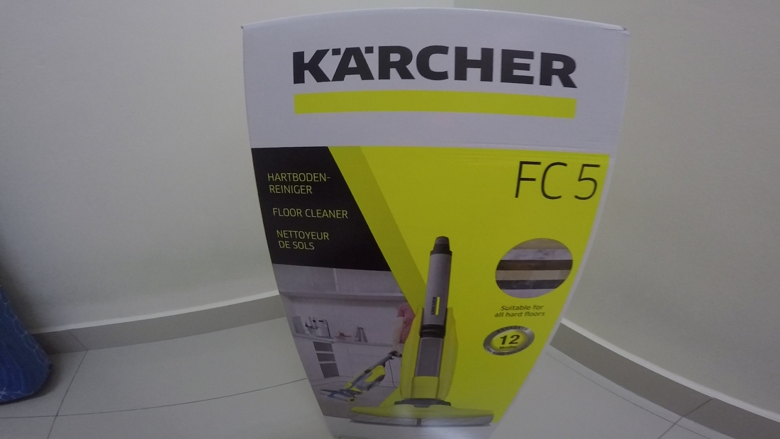 Karcher Reiniger Karcher Fc5 Hard Floor Cleaner Review Malaysia