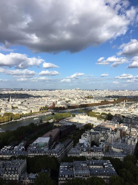 Paryż: kosztorys i recenzja. Wieża Eiffla, rejs po Sekwanie.