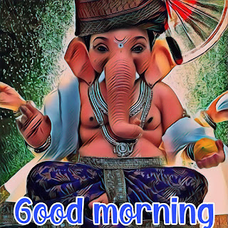 good morning ganesha pictures hd photo download