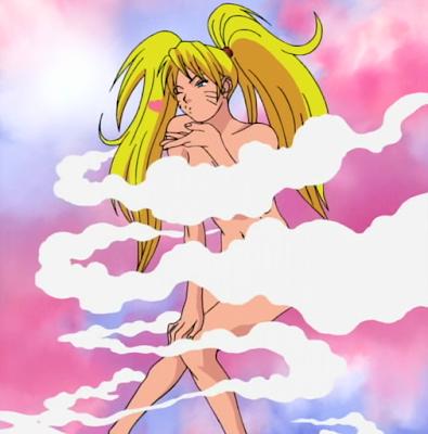 Naruto anime fanservice