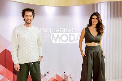 Arlindo e Isabella (Foto: Divulgação/SBT)