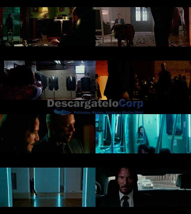 John Wick 2 Un Nuevo Día para Matar (2017) DVDRip Latino