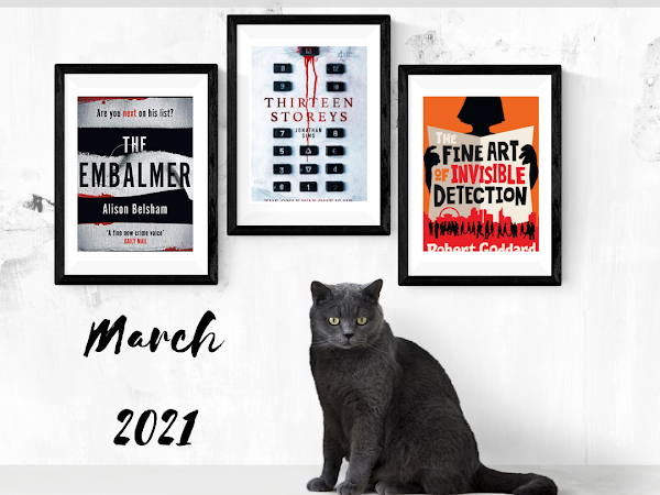 Book Review Round Up - March 2021