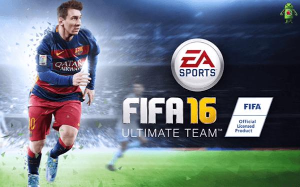 تحميل لعبة فيفا 16 ابك ( ملفات FIFA 16 APK OBB DATA )