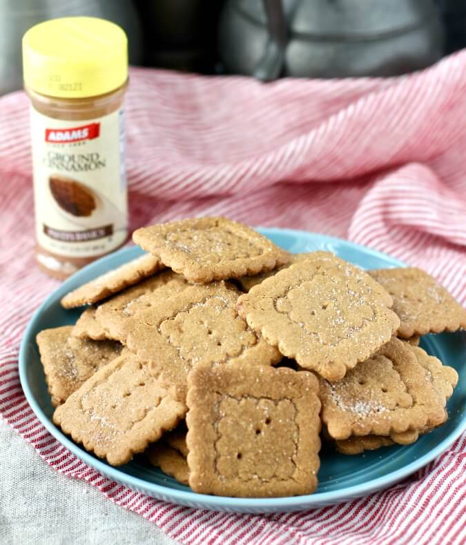 Speculaas (Belgian Spice Cookies)