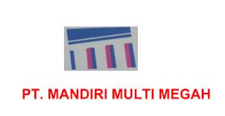 LOGO PT MANDIRI MUTLI MEGAH