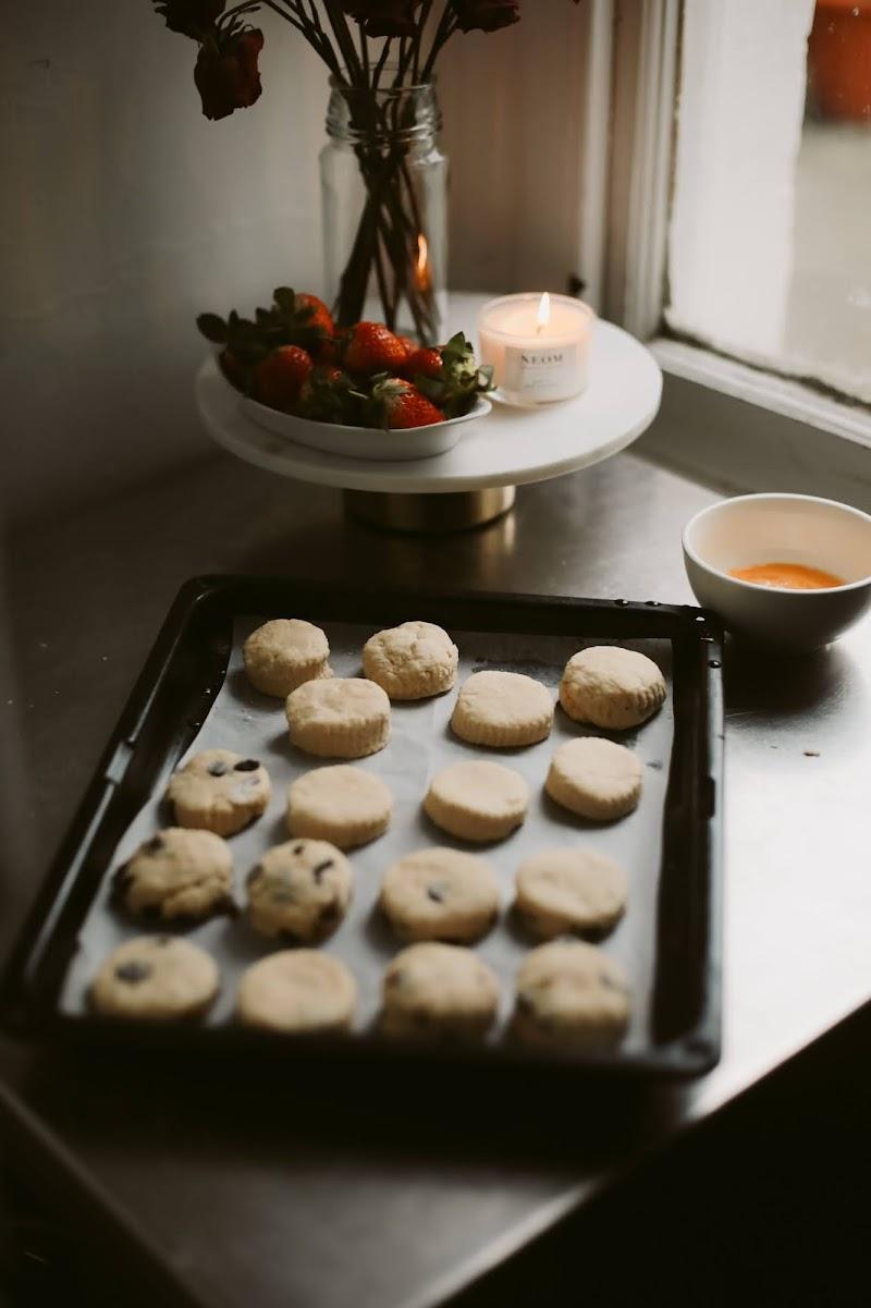 Rêveuse Recipe: English Traditional Scones