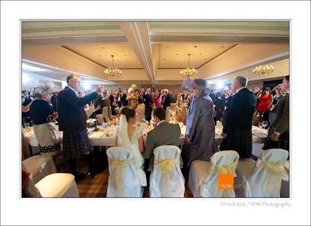 Cameron House Hotel Wedding Photography
