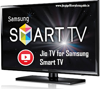 Jio TV for Samsung Smart TV