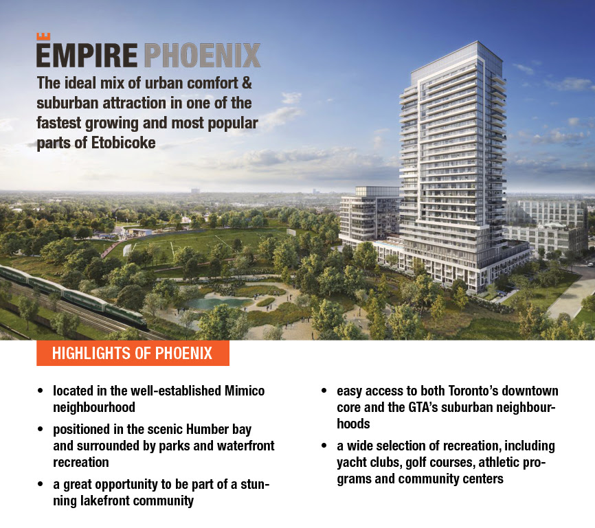 Pre-Construction Condos in Etobicoke
