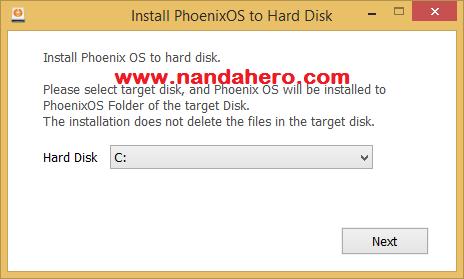 pada hari ini kali ini diriku berbagi tentang bagaimana cara menginstall aplikasi Phoen Tutorial Install Phoenix OS x86 di Laptop dengan Gampang