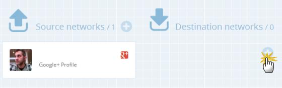 FriendsPlus.me - Comparte tu Google+ con las demás redes sociales