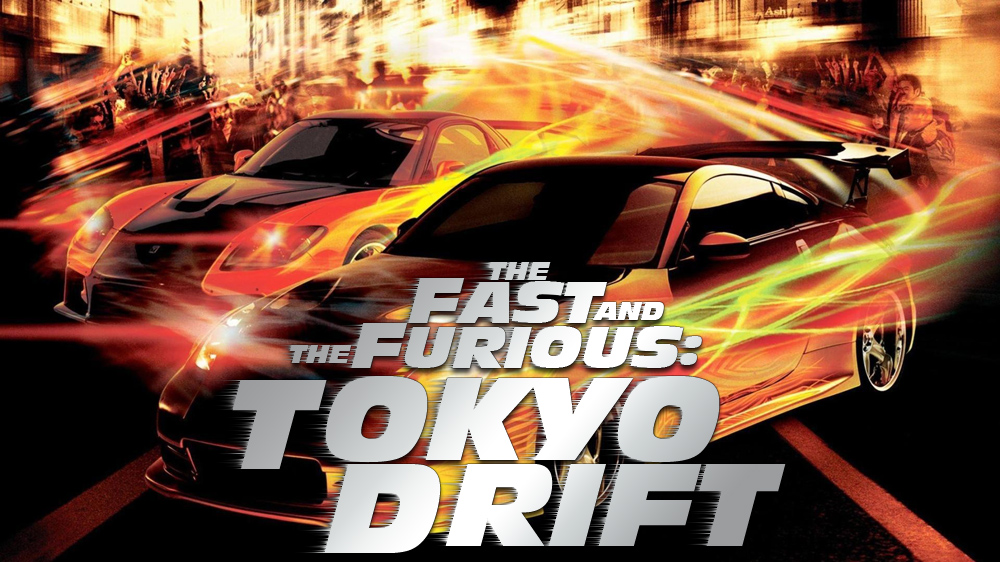 FAST AND FURIOUS 3 TOKYO DRIFT (2006) TAMIL DUBBED HD