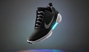 Nike'dan Kendi Kendini Bağlayan Ayakkabı Geliyor