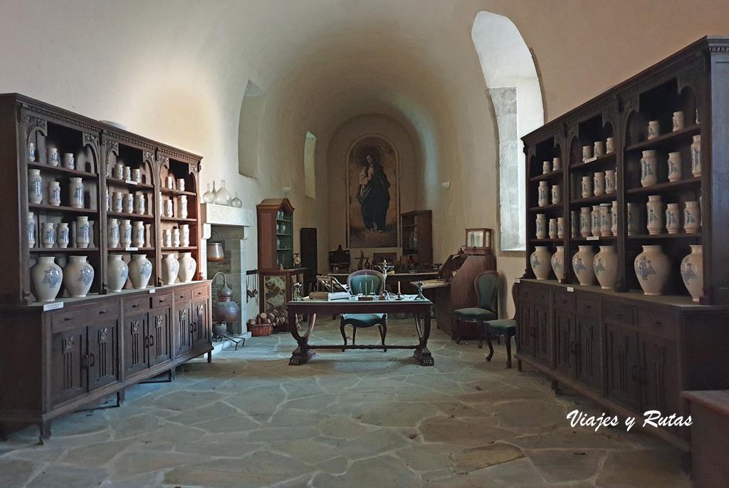 Botica del Monasterio de Samos