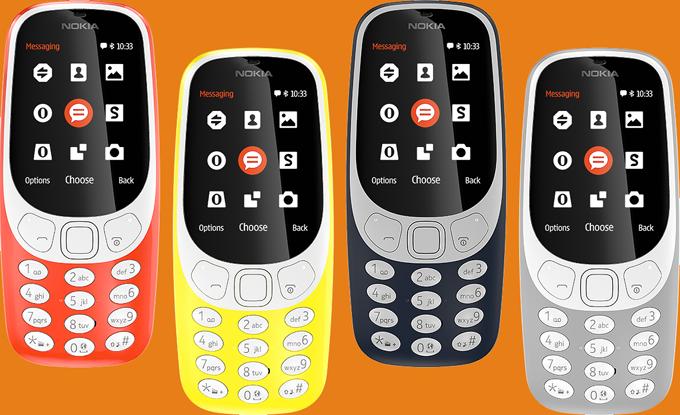 Nokia 3310 Kini Kembali