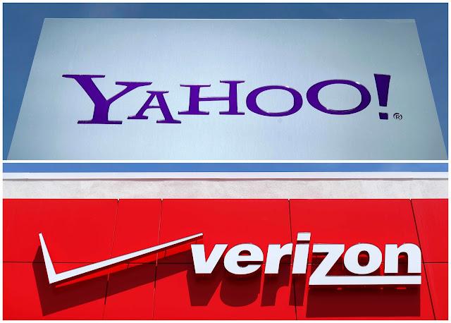 Nasib Tragis Yahoo, Dijual Hanya Senilai 65 Trilyun Ke Verizon..!!