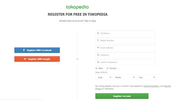 Cara Kredit Tanpa Kartu Kredit Di Tokopedia 1.docx