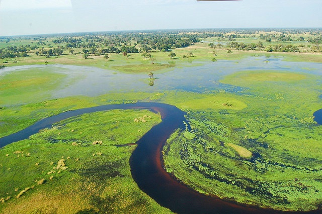 The most beautiful places to visit in Botswana