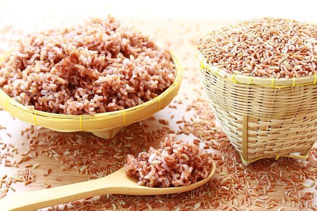 Nasi Merah Makanan Khusus Diabetes