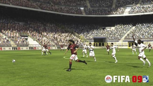 FIFA 09 PC Full Version Screenshot 1