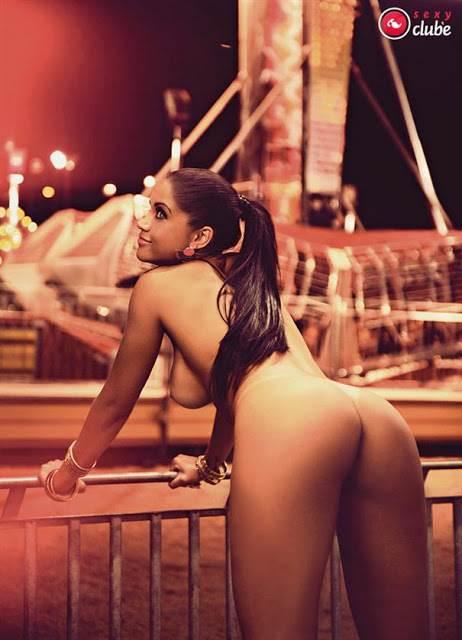 Bailarinas do Faustão peladas nuas na sexy 26