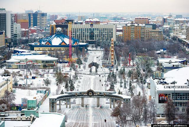 Первым действительно умным городом России станет «нейронный город» Тюмень: как это повлияет на коррупцию?