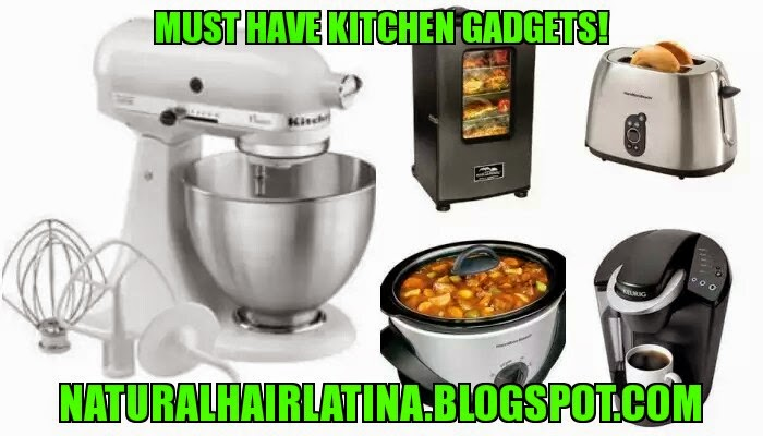 Naturalhairlatina Amazing Kitchen Gadgets For All Ages